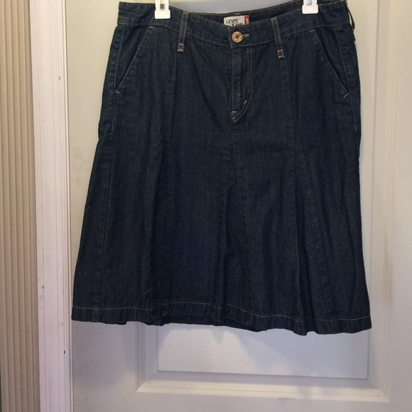 Levi's - Jean skirt by Levis jeans 🎉SALE 🎉🎉 from Jenny's closet ...