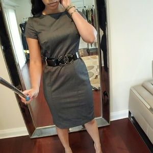 Zara Dresses & Skirts - ZARA Sheath Dress Sz L