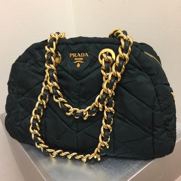 df0c750a1305a5 Prada Bags | Nwt 100 Authentic Tessuto Nylon Bag | Poshmark