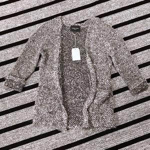 d72d8e3e26df35 Obey Sweaters - Obey Women s Grey Knit Cardigan NWT (XS)