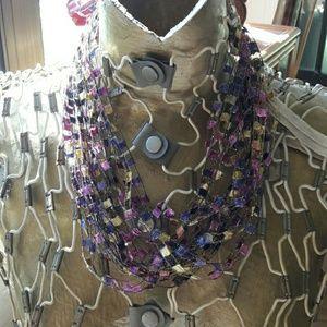 Necklace from boutique in Laguna beach california