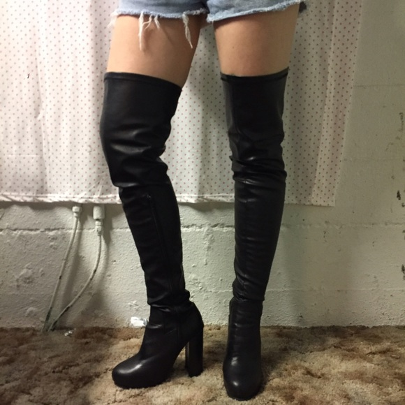 50% off Jeffrey Campbell Shoes - Jeffrey Campbell Kitsap Thigh ...