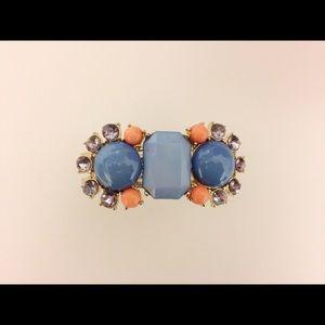 Bold statement cuff bracelet