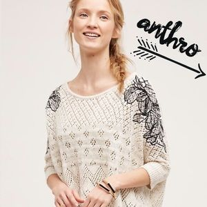 Anthropologie Sweaters - ⭐️HP⭐️Poncho⭐️
