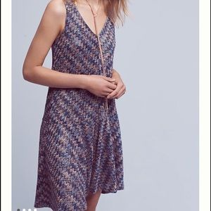 Anthropologie Westwater Knit Dress