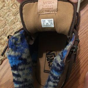 adc8bf392eaa85 Vans Shoes - VANS Era Hiker MTE CA Pig Suede Carafe Unisex M8.5