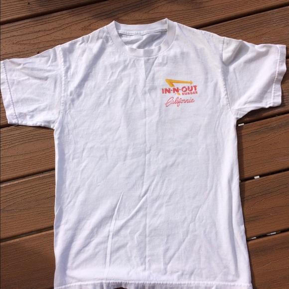 IN-N-OUT burger California shirt