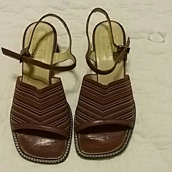 ShoesVintage French Corine Of Sandals Paris Poshmark NO8PXn0wkZ