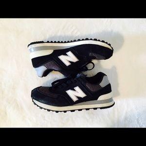 b68457d2e1f4 New Balance Shoes - New Balance Classic Women s WL574 Pennant Sneaker