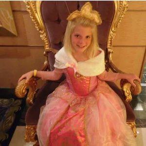 Disney Other - Aurora 3-piece costume