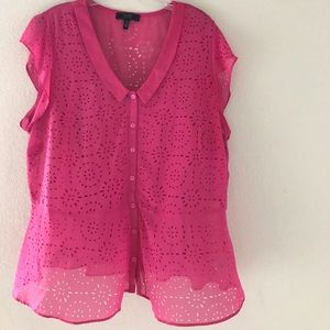 Tops - Size 2x top from Jessica simson