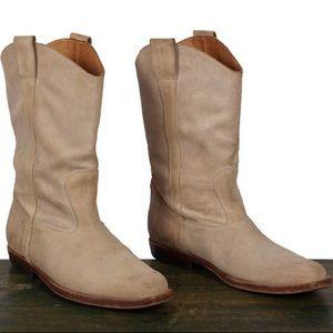 Maison Martin Margiela Shoes - Maison Margiela cowboy boots