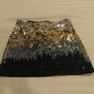 Flowers by Zoe Other - Sequins Skirt