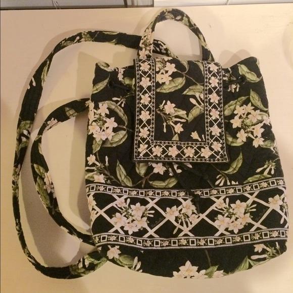 0ed52eebb74 Vera Bradley fabric backpack purse. M 580ad1c436d594deb102075b