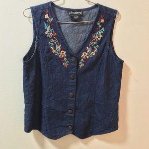 Jackets & Blazers - SALE!!! 90s Vest