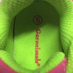 Other - 🎀Garanimals size 5 hot pink tennis shoes elastic instead of laces and a Velcro strap at the top.🎀