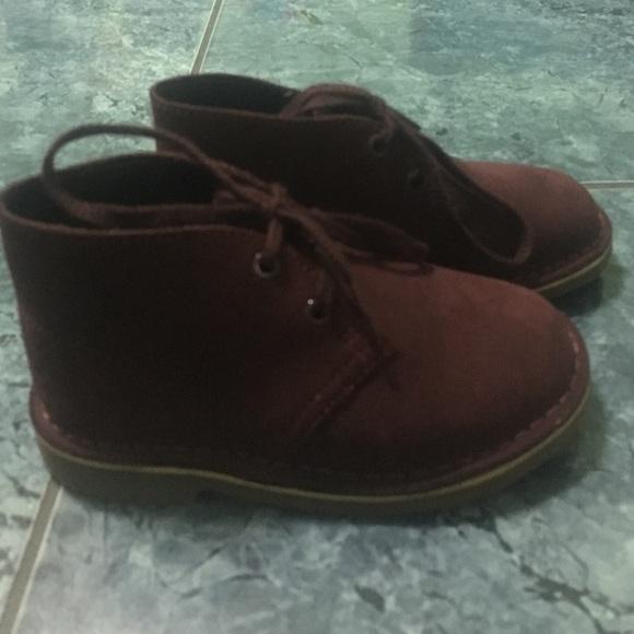 e533e8ec04d8f Clarks Shoes | Toddler Classic Desert Boot | Poshmark