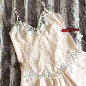 Other - 🌹Fairy Pink Rose Babydoll Slip