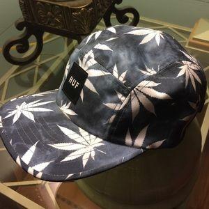 Huf Plantlife snap-on closer hat  adjustable