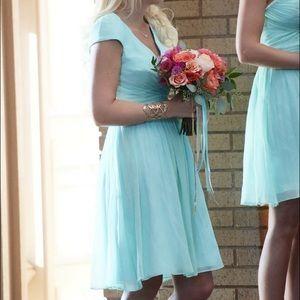 J. Crew Dresses & Skirts - Jcrew Mirabelle Bridesmaid Dress Mint