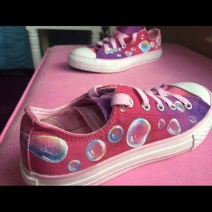 Bubble Shoes