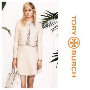 Tory Burch Denise A-Line Skirt