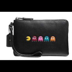 NWT Coach Pacman LIMITED EDITION Bag!!