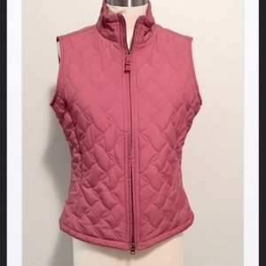 Royal Robbins Jackets & Blazers - Royal Robbins Quilted Burnt Orange Vest, S