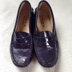 Other - w•a•g blue loafer.  Size 35 (European)--4 US