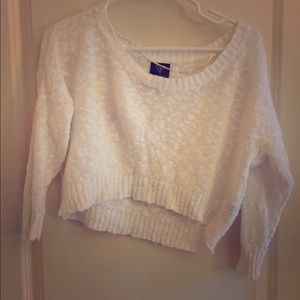 Guess Cropped Sweater