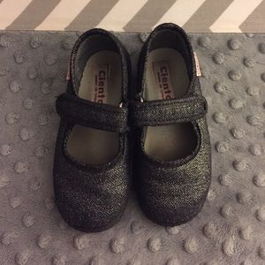 Cienta Other - Mary Jane sparkly sneakers