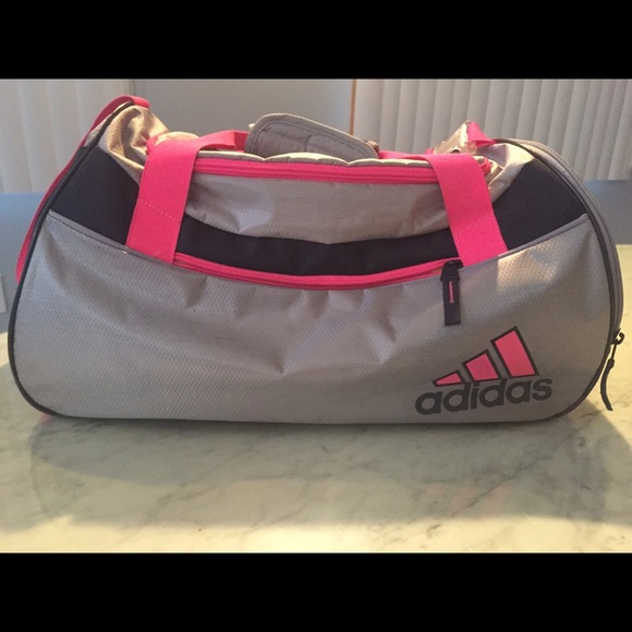 093bc17f65 Adidas Handbags - Adidas Gym Bag with separate shoe compartment