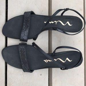 Nina Shoes - Black heels