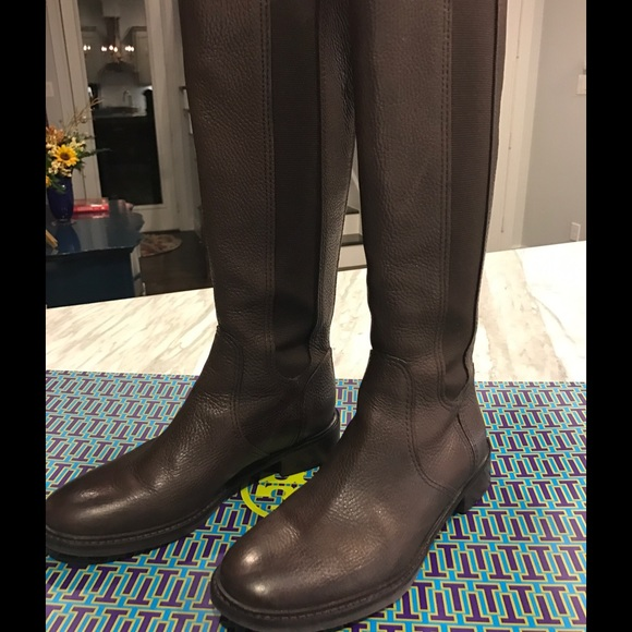 Tory Burch Caitlin Stretch Boots