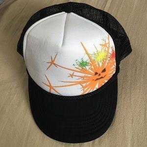 Halloween Trucker Baseball Hat