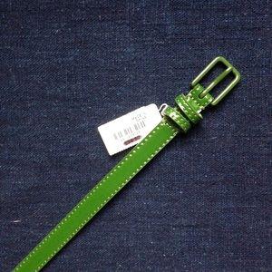 J. Crew Accessories - J. Crew patent leather belt
