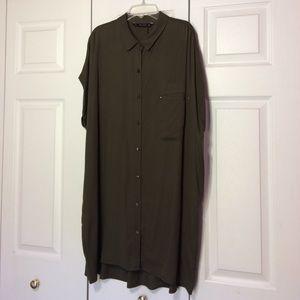 New Zara Dress Shirt