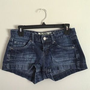 Mossimo Supply Co. Pants - Denim Shorts