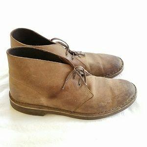 Clarks Other - Clarks Chukka Boots