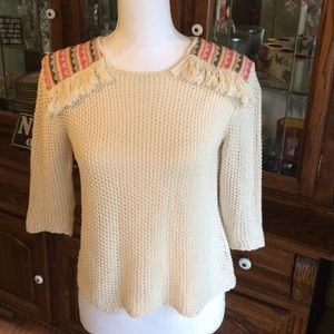 Billabong Sweaters - Boho Billabong loose knit top