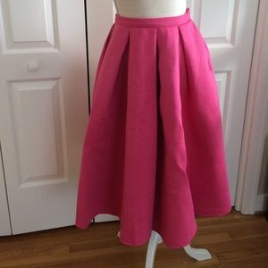Choies- Pink Skirt