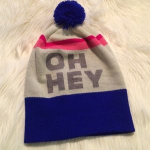 Oh Hey - Winter Hat - American Eagle Outfitters