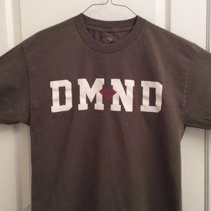 Army Green Tshirt Diamond Brand