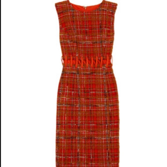 29f86f07a32 Carolina Herrera Dresses   Skirts - Carolina Herrera New York wool blend  dress