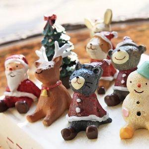 Other - Christmas little animals decoration