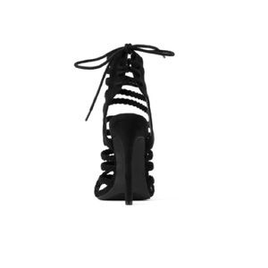 WINDSOR Shoes - Windsor Braided Strappy Heels
