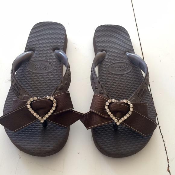 075386ad00331b jamie kreitman sandals w rhinestone heart bow sz. small powder blue ...