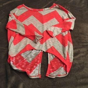 Moa Moa Tops - Thin knit top