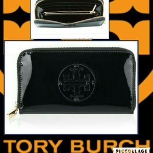 Tory Burch Handbags - 2X HP NWT Tory Burch patent continental wallet