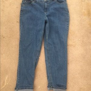 Mom Blue Jeans